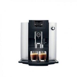JURA E600 Platin Kaffeevollautomat