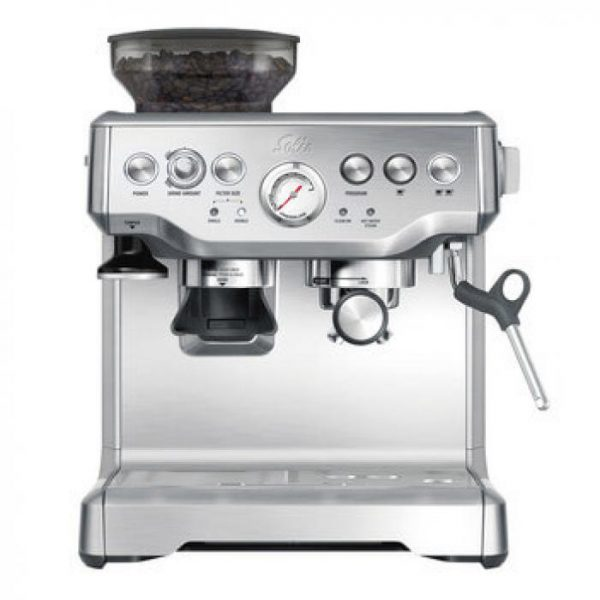 Solis Grind & Infuse Pro Espresso Maschine