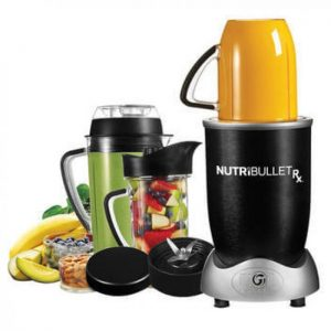 NutriBullet RX + Suppenkrug Standmixer