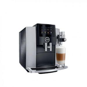 JURA S8 Moonlight Silver (15201) Kaffeevollautomat